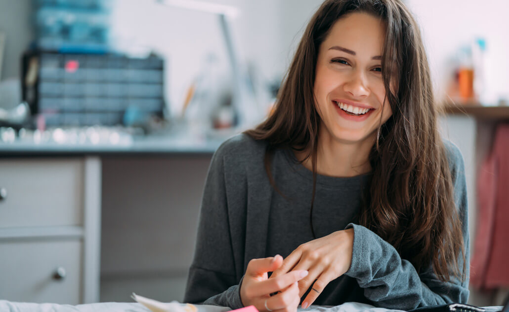 How can veneers boost your confidence?